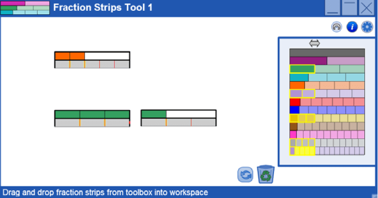Building Understanding of Unit Fractions